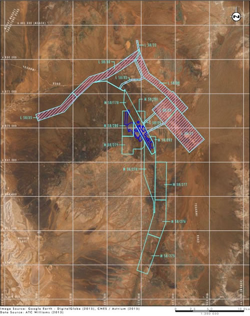 Mining lease holdings